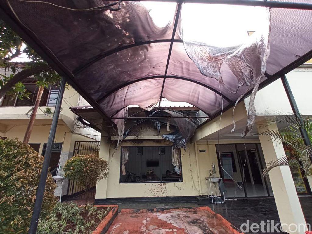 Ini Aksi 5 Oknum TNI AL Tersangka Perusakan Polsek Ciracas