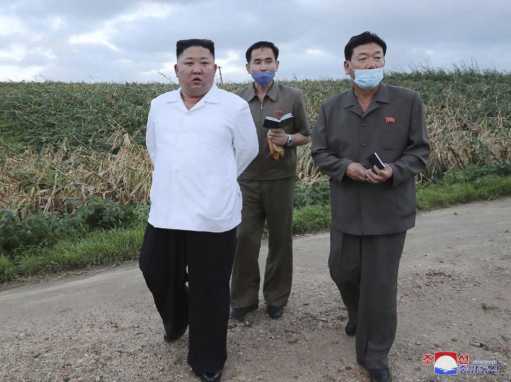 Kim Jong Un Divaksin Corona Buatan China, RS di California Nyaris Penuh