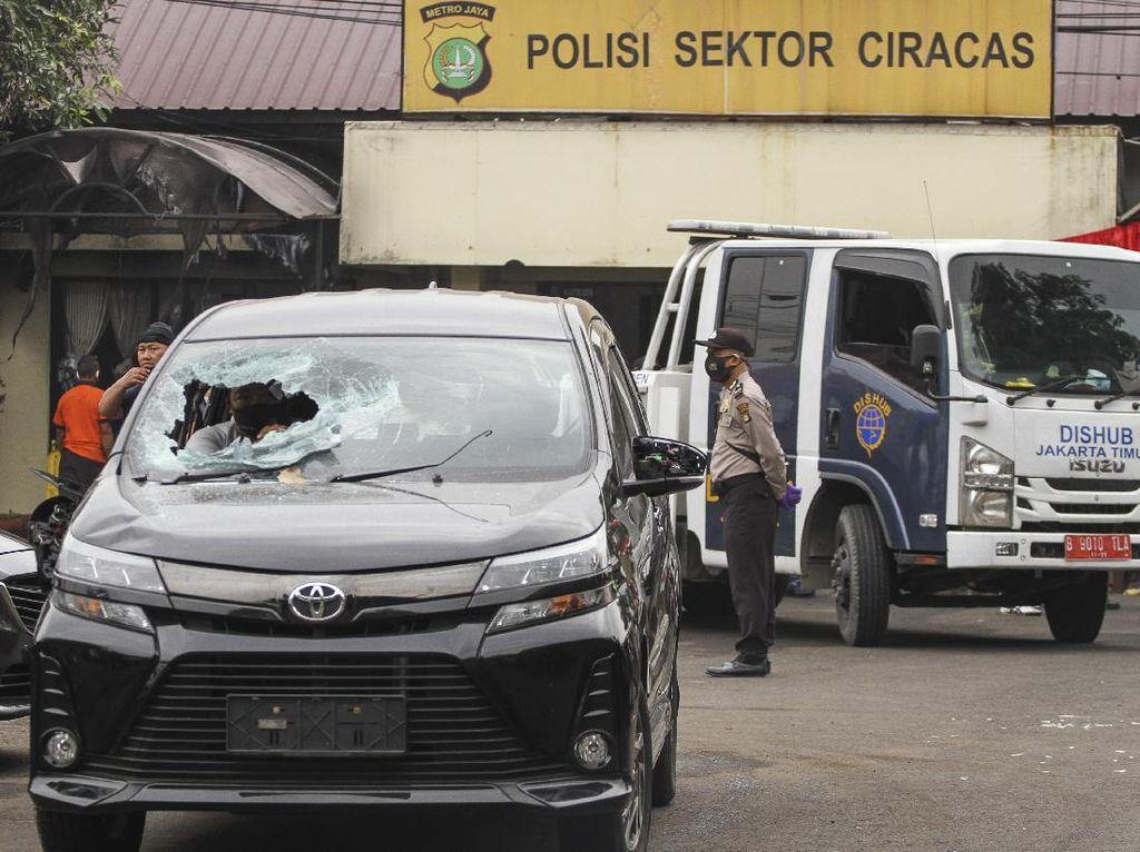 Polisi Korban Penyerangan Polsek Ciracas Akan Dioperasi Pengambilan Gotri