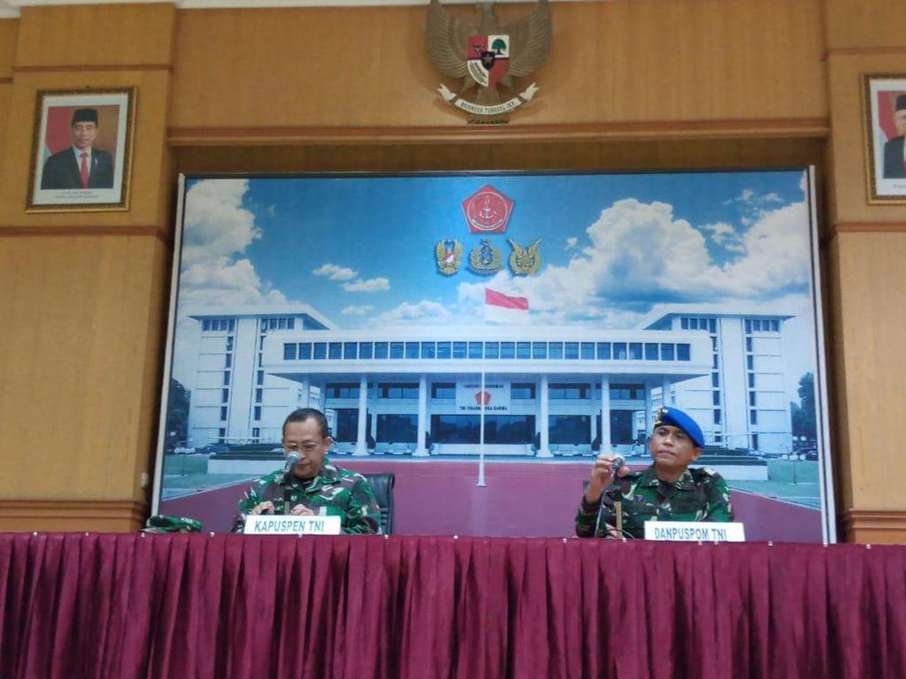 TNI Selidiki Kaitan Kecelakaan Anggota dan Penyerangan Polsek Ciracas