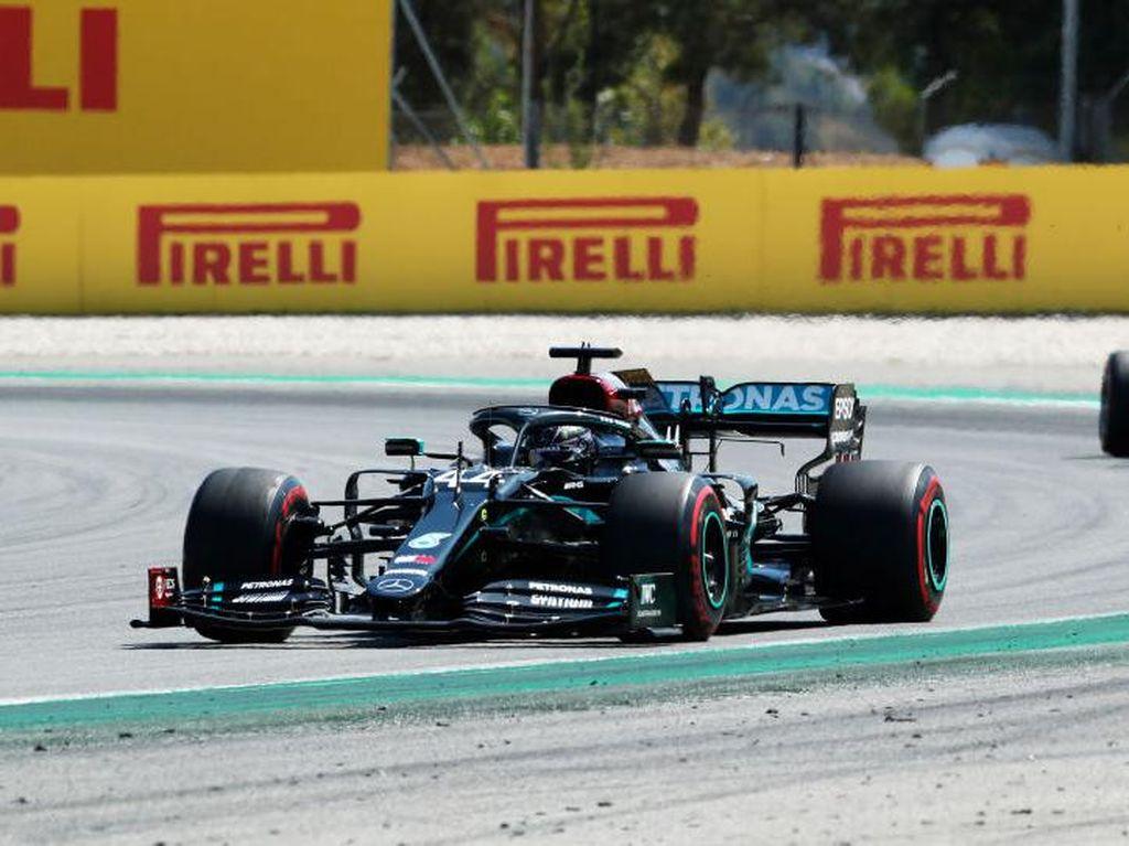 F1 GP Belgia: Hamilton Nantikan Balapan Sengit dengan Verstappen
