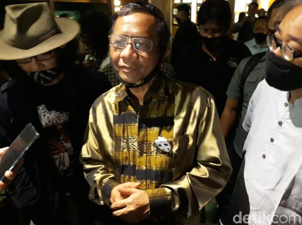 Mahfud MD: Bulan Depan 99% Hampir Pasti Indonesia Resesi