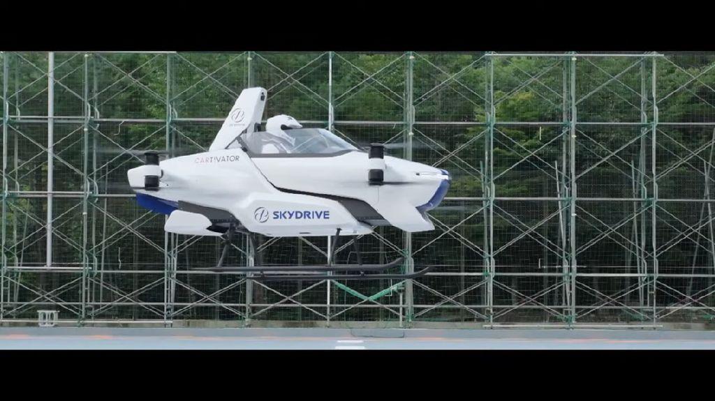 Sukses Diuji, Mobil Terbang Ini Bisa Dibeli Sebentar Lagi