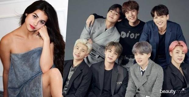 Model Rusia Memutuskan Kerja di Korea karena BTS/ Foto: Channels