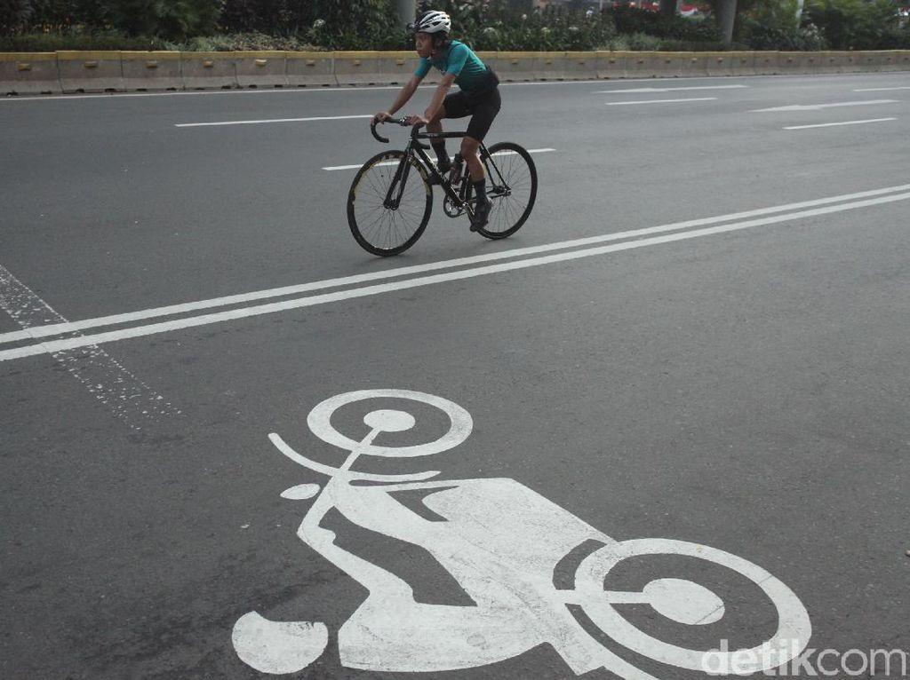 Ini Pertimbangan Pemerintah soal Usulan Anies Sepeda Masuk Tol