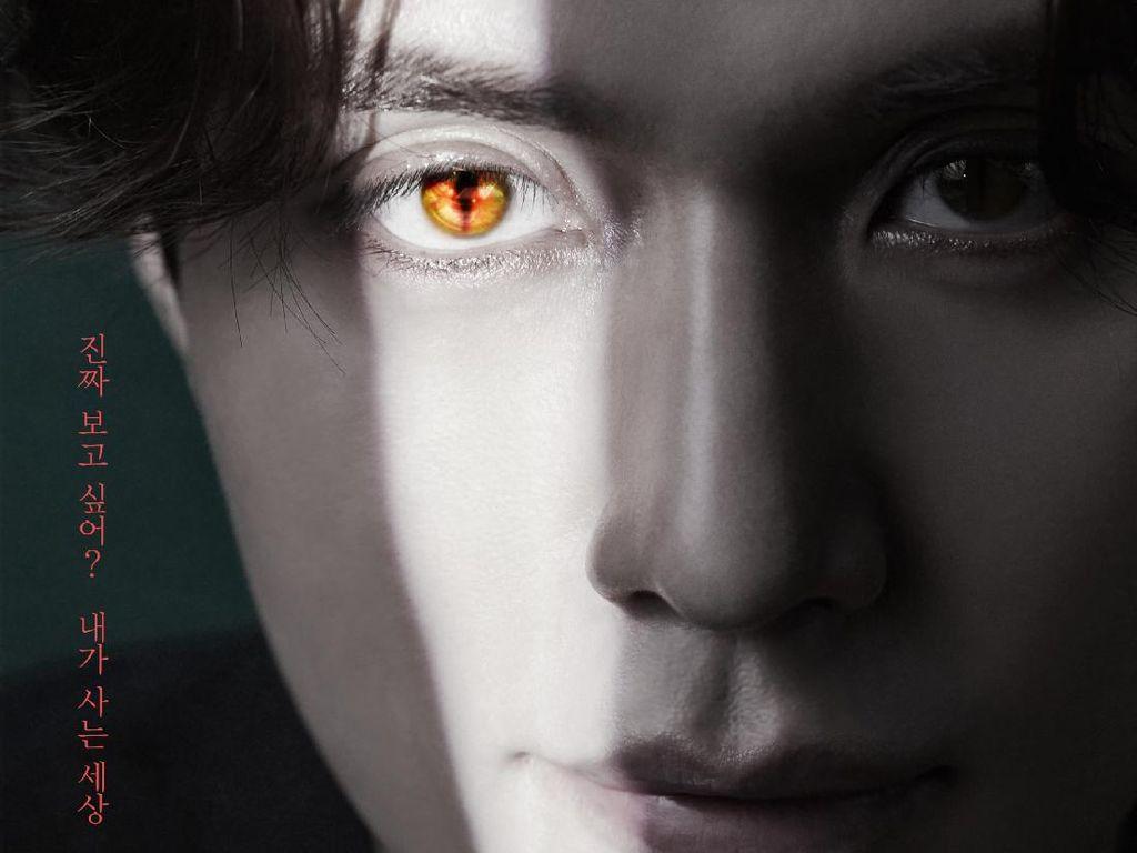 Lee Dong Wook Jadi Makhluk Astral di Drama Baru, Lihat Penampilannya!
