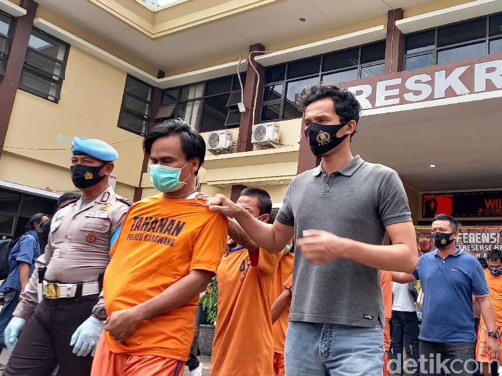 Selama Pandemi Corona, 19 Minimarket di Karawang Disatroni Perampok