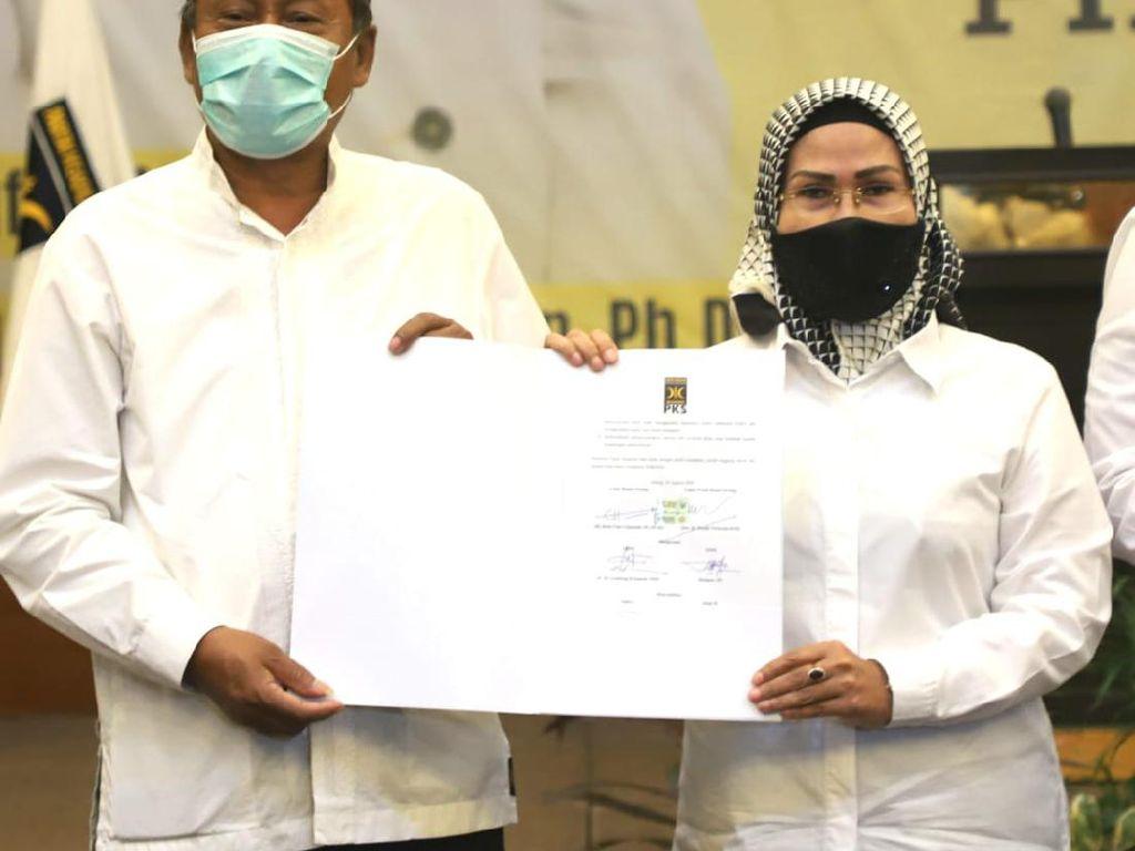 Harta Kekayaan Calon di Pilkada Kabupaten Serang, Ratu Tatu Paling Tajir