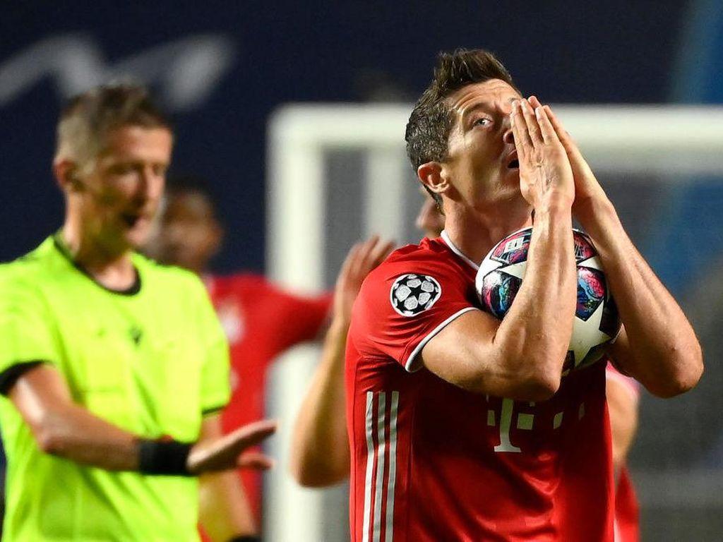 Lewandowski: Cuma Saya yang Pantas Menangi Ballon dOr