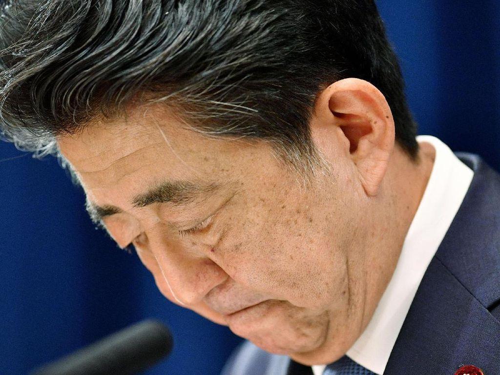 Pemimpin Dunia Puji Kontribusi PM Jepang yang Mundur karena Sakit