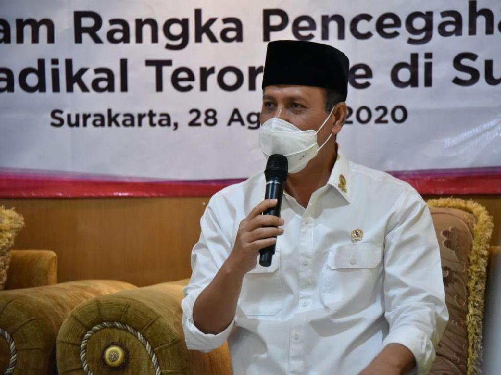 Kepala BNPT Cerita Upaya Pencegahan Terorisme ke Ulama-Santri di Jateng