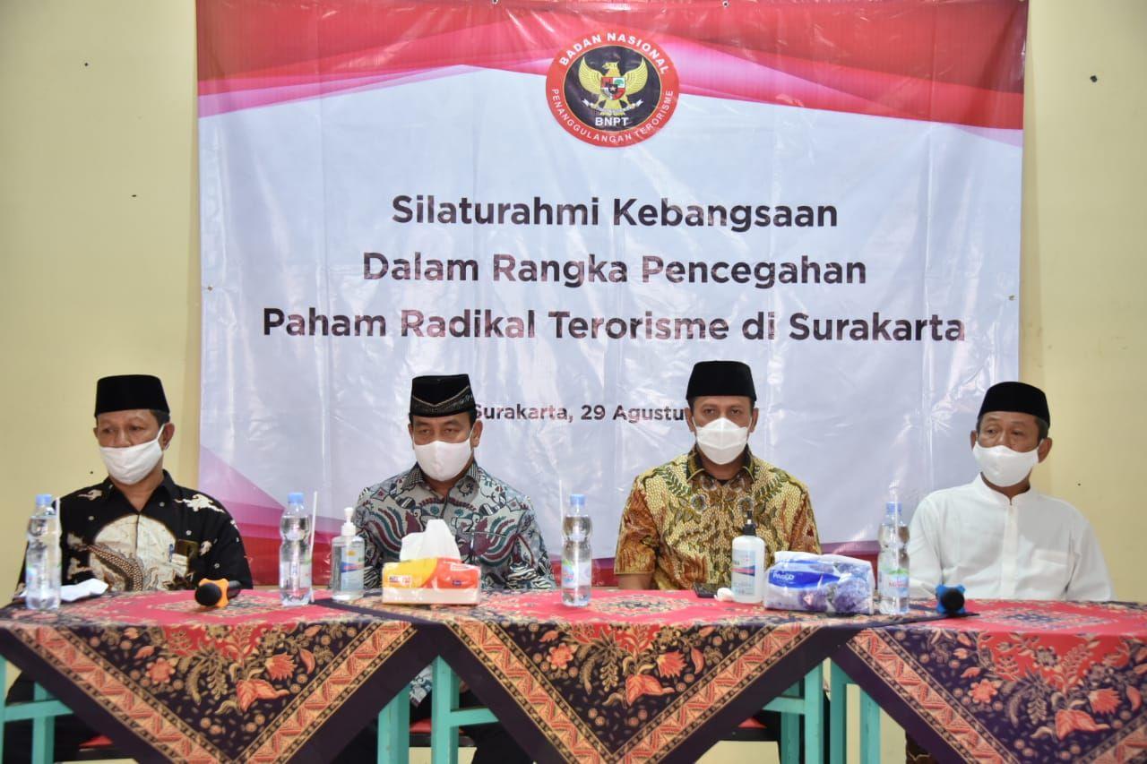 Silaturahmi Kebangsaan Kepala BNPT