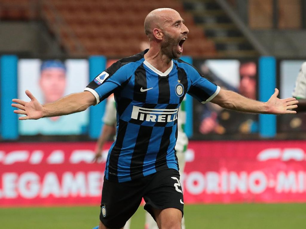 Borja Valero Ucapkan Perpisahan dengan Inter Milan