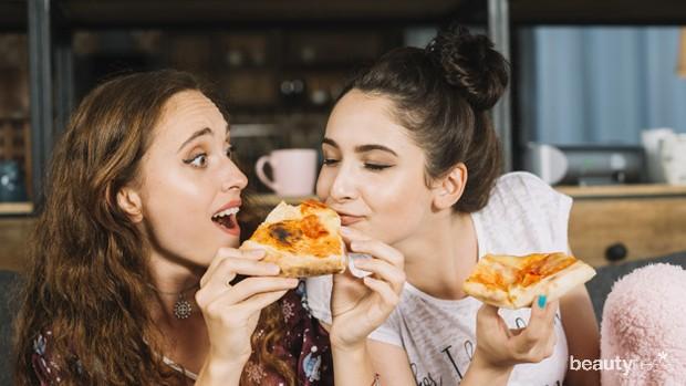 menghargai momen makan bersama teman seperti si Taurus dapat menuntun pada hidup damai