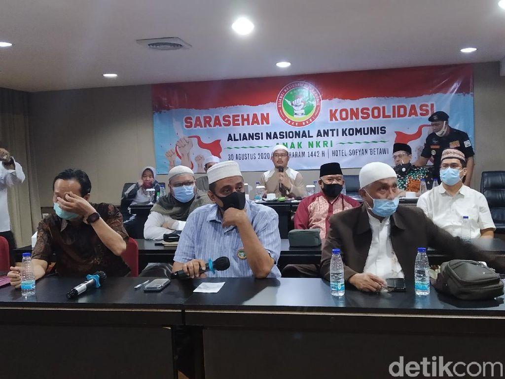 DKI PSBB Total, PA 212 dkk Bahas Ulang Rencana Nobar G30S/PKI di Masjid