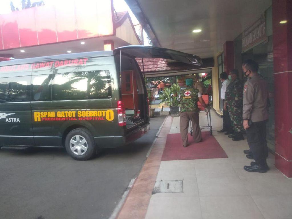 Korban Penyerangan Polsek Ciracas Dipindah ke RSPAD Gatot Soebroto