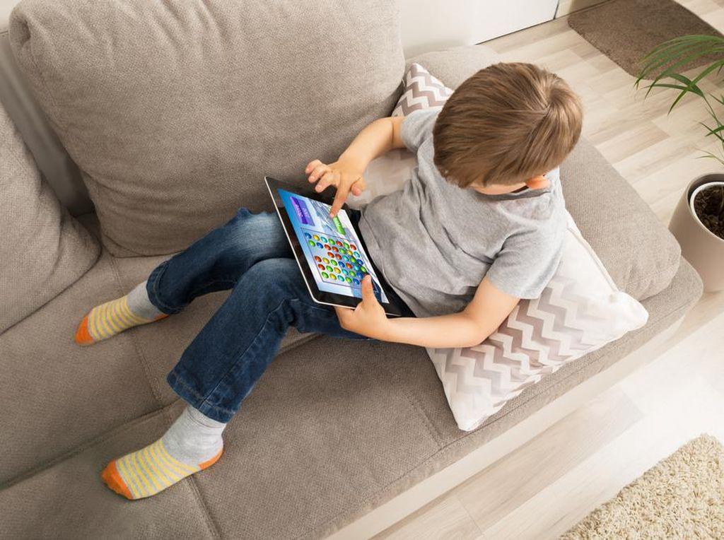 Game Mobile Punya Manfaat Positif pada Anak-anak, Asal...
