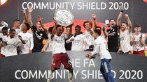 Momen Sepak Aubameyang Bawa Arsenal Menuju Kemenangan