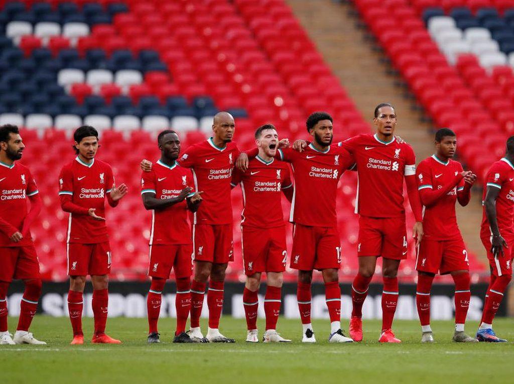 Klopp Nggak Masalah Liverpool Kalah