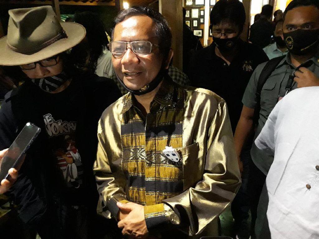 Mahfud Md Ungkap Sulitnya Wujudkan Peradilan Khusus Pilkada