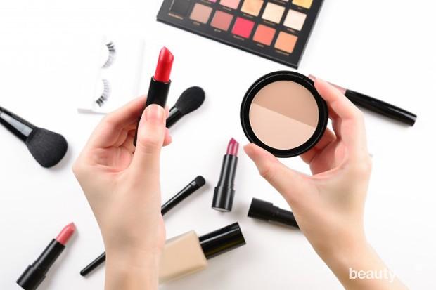 kulit sensitif disarankan untuk memakai mineral makeup dan foundation berbasis silikon
