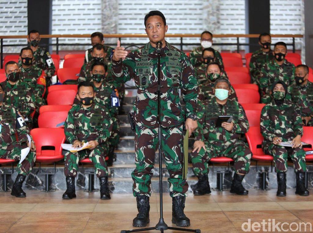 Sekadar Bui Tak Cukup untuk Prajurit TNI Penyerang Polsek Ciracas
