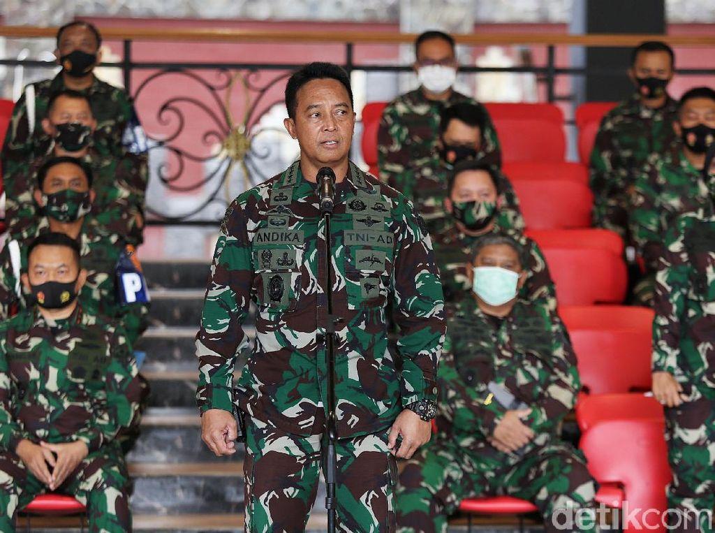 4 Lapis Pengawalan Penyelidikan Pengeroyokan Prajurit Kopassus