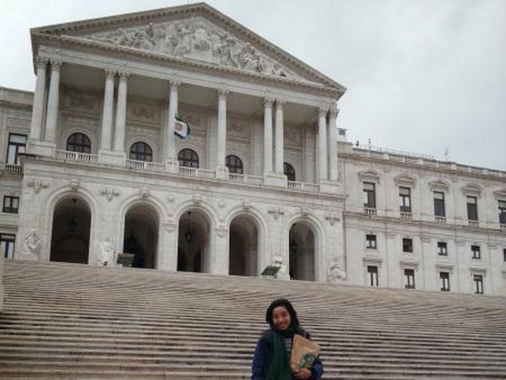 Bukan Istana, Ini Gedung DPR-nya Portugal