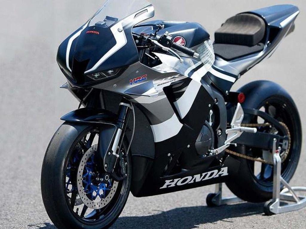 Honda CBR600RR Versi Balap Diperkenalkan