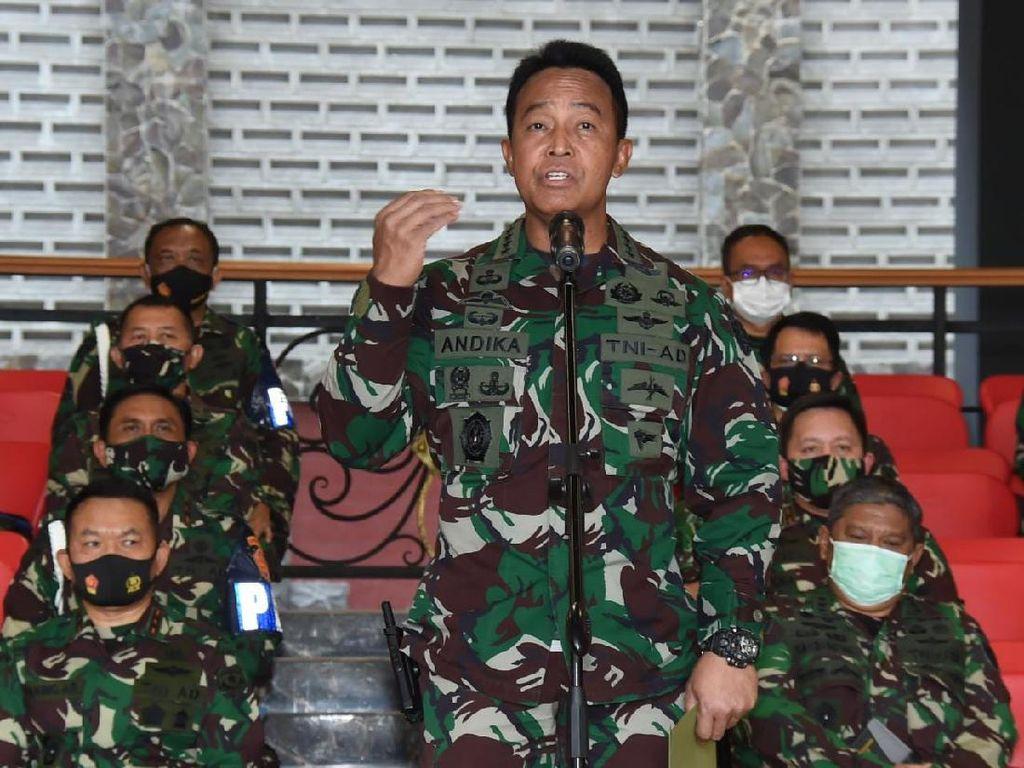 TNI AD Periksa 12 Prajuritnya Terkait Polsek Ciracas, 19 Lainnya Dipanggil