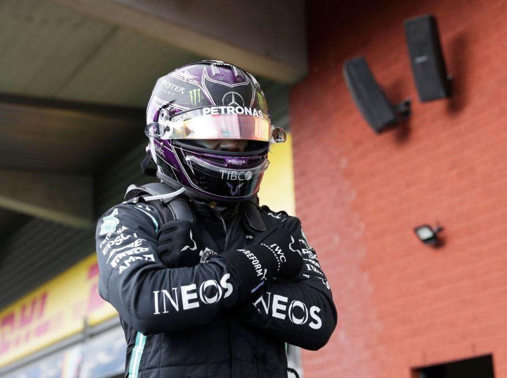 F1 GP Belgia: Hamilton Raih Kemenangan Pertama Sejak 2017