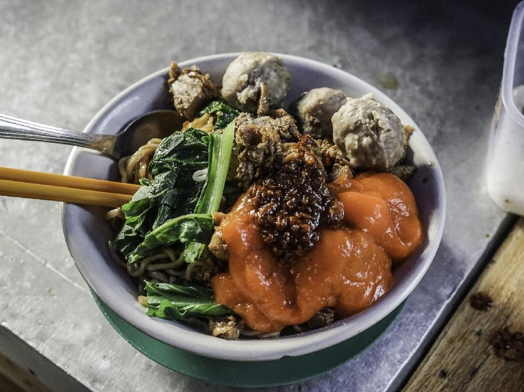 Resep Mie  Ayam Jawa yang Gurih Sedap