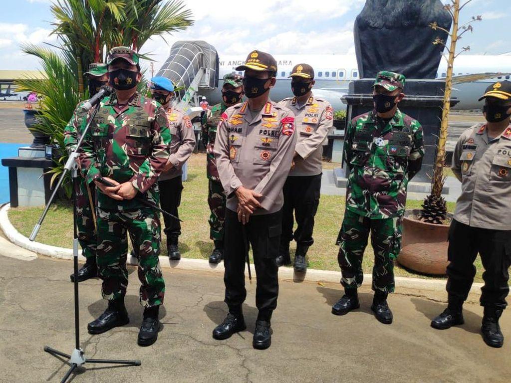 Panglima TNI: 3 Pelaku Akui Rusak Kendaraan di Polsek Ciracas
