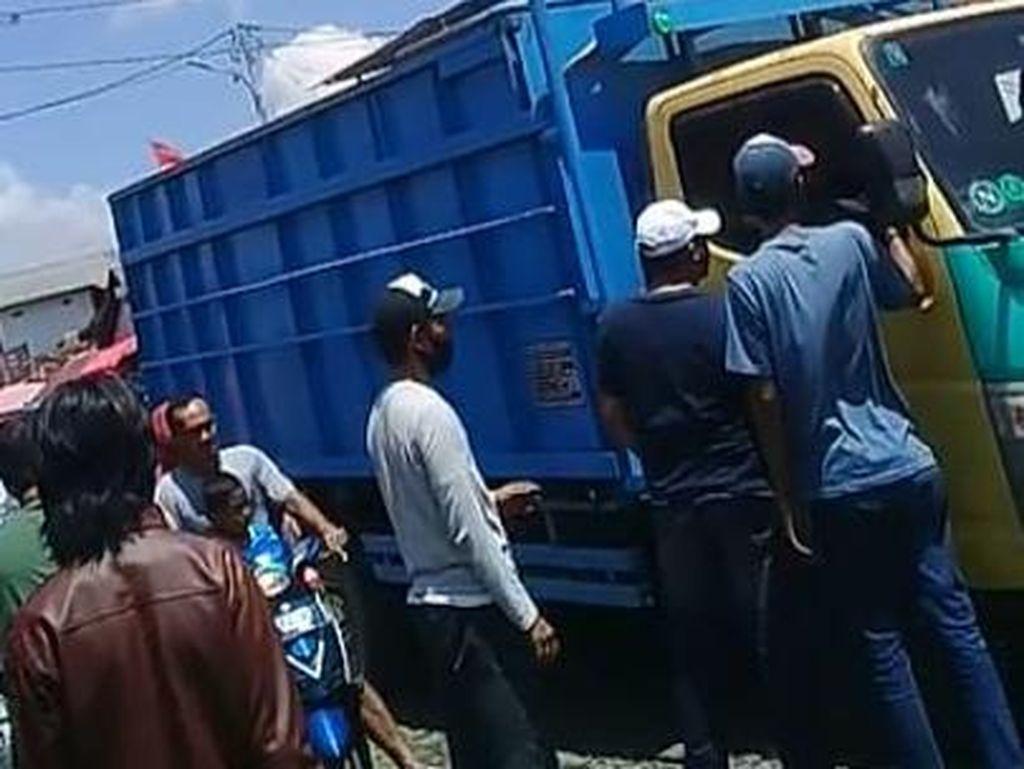 2 Pemalak Sopir Truk yang Ancam Rusak Mobil di Palembang Ditangkap