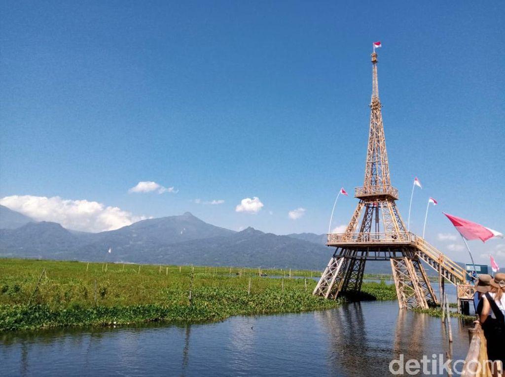 Ada Menara Eiffel di Semarang