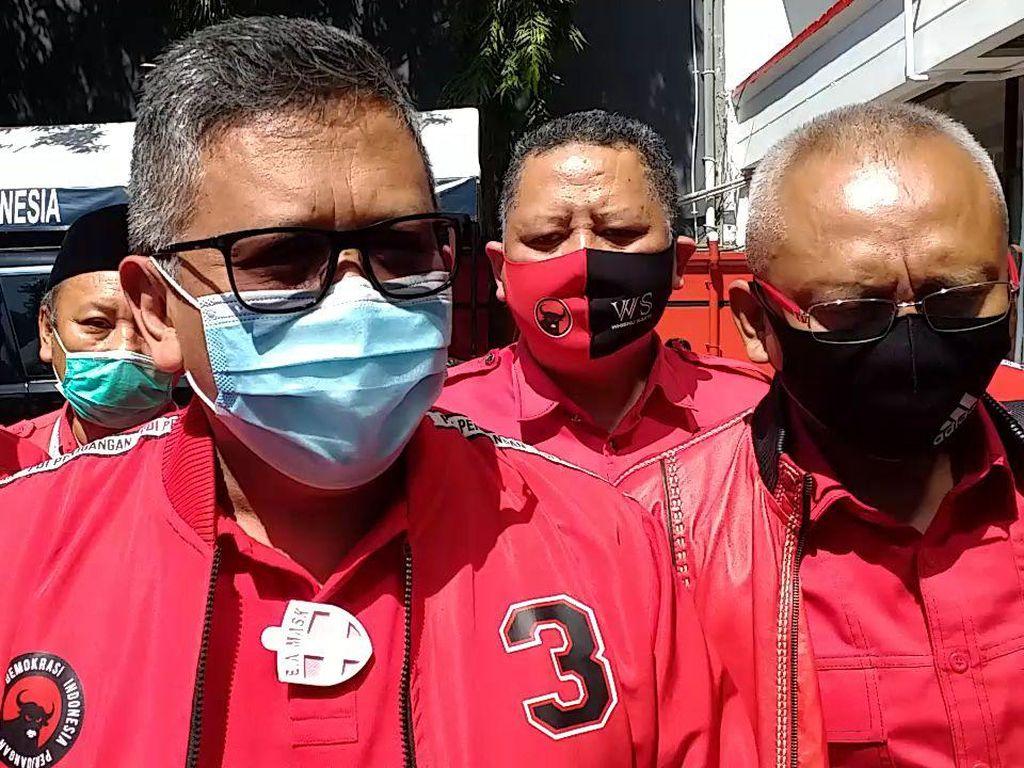 Soal Cawali, Hasto: PDIP Tidak Ingin Surabaya Jatuh ke Tangan yang Salah