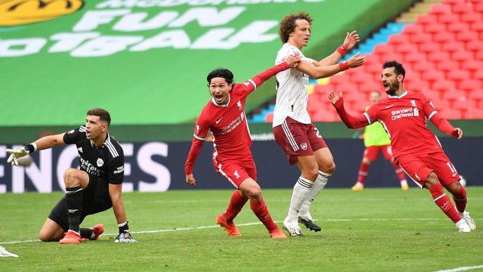 Jadwal Liga Inggris Pekan Ketiga Waktunya Liverpool Vs Arsenal