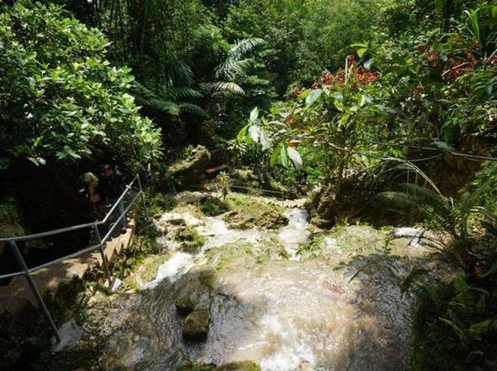 Tempat Main Basah-basahan Kulonprogo, Taman Sungai Mudal