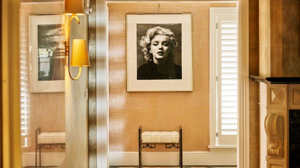 Intip Kamar Hotel Bekas Marilyn Monroe
