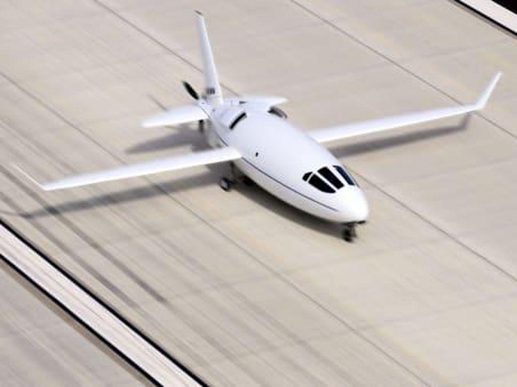 Potret Jet Pribadi yang Diklaim Irit nan Murah