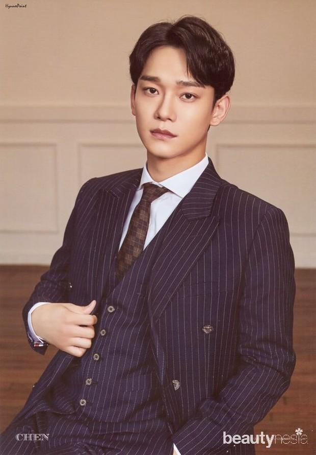Chen EXO dikritik karena akan menikah dengan pasangan non selebriti.