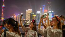 Sungai Huangpu Hingga Menara Jadi Pilihan Liburan Warga China
