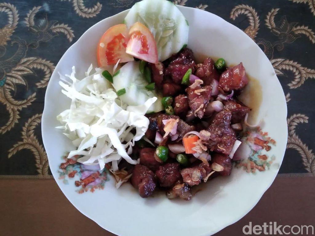 Dari Bandara YIA, Jangan Lupa Mampir Makan Lelung di Gule Sawah