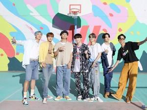 BTS Kembali Ukir Sejarah dengan Dominasi Chart Billboard