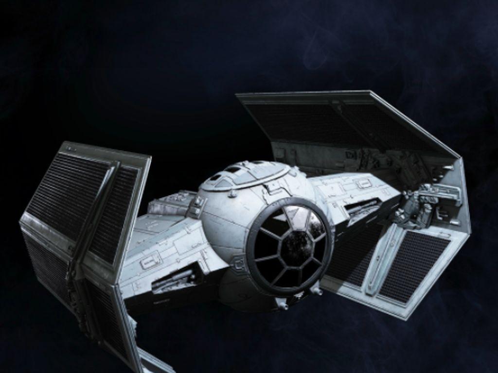 Ada Galaksi Berbentuk Kapal Darth Vader di Luar Angkasa