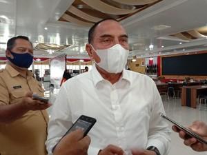 Sentilan Gubsu Edy untuk Ridwan Kamil yang Surati Jokowi