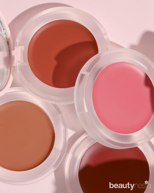Rose All Day Cosmetics mengeluarkan produk eyeshadow terbaru, Eye Cheek You Pot.
