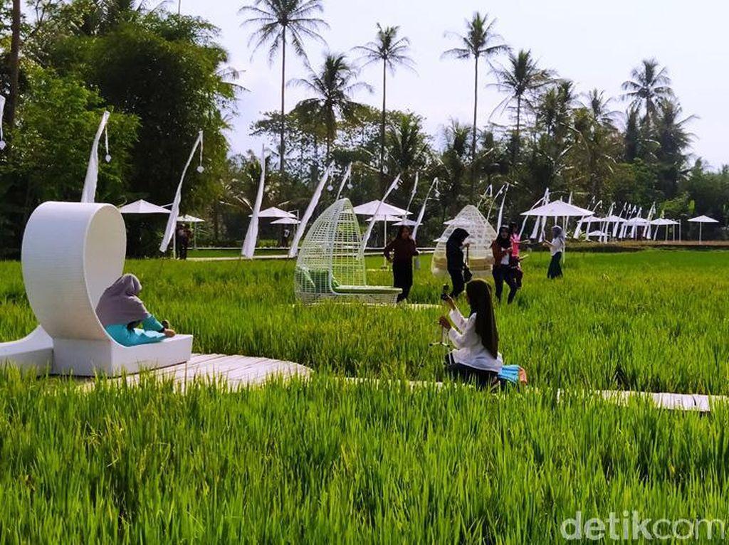 SvargaBumi Borobudur, Wisata Magelang yang Gandeng Petani Lokal