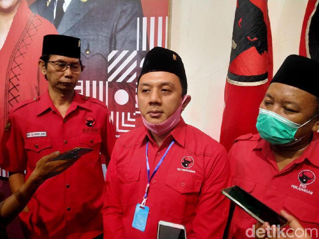 Hasto Sebut Surabaya Jangan Jatuh ke Tangan yang Salah, PDIP Jatim Bingung