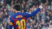 Messi Bertahan di Barcelona dengan Berat Hati?